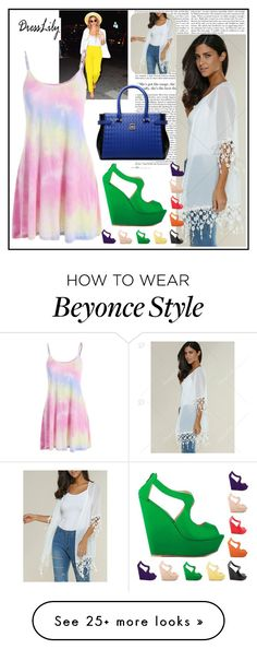 """""""Game colors, cheerful and modern...-16"""" by ermansom on Polyvore featuring modern, dress and dresslily"""