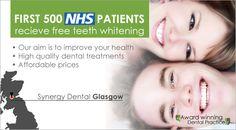 Award Winning Dental group. Synergy Dental - Dentist in Glasgow provides excellent dental plans for treatment.