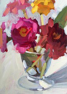 Summer Love by Melanie Morris (contemporary), American (melainiemorrisart)