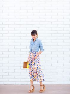 1000 images about style inspo spring summer on for Cuisine you chambray