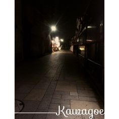 Kawagoe in Japan