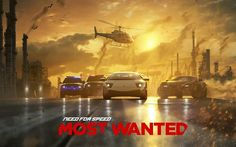 Need For Speed - Most Wanted #NFS