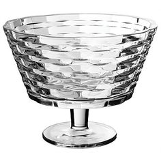 Glass Platters & Bowls - Serving Dishes - Briscoes - Pasabache Rattan Footed Bowl 22cm   $30