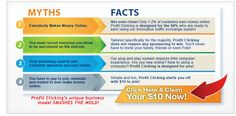 Myths vs. Facts About Making Money Online  http://www.profitclicking.com/?r=danielb=opp