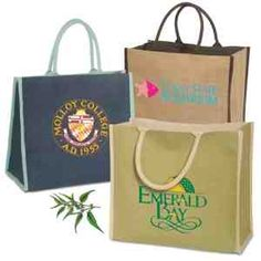 ae5602036f5 Eco-green super jute tote bag, made from jute, a natural vegetable fiber