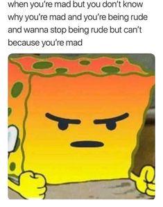 Funny memes spongebob faces New Ideas Stupid Funny Memes, Funny Relatable Memes, Funny Posts, Haha Funny, Funny Quotes, Hilarious, Xbox Funny, Funny Stuff, Feelings