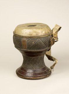 musical instrument  - Democratic Republic of the Congo > Kivu > Maniema.  Culture  Luba