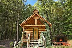 Gatlinburg Chapels Are A Great Way To Experience Romantice Destination Wedding And Creekside Cove