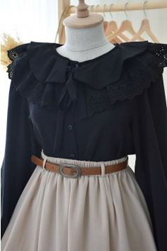 Korean Fashion Summer Casual, Korean Girl Fashion, Winter Fashion Outfits, Girls Fashion Clothes, Women's Fashion Dresses, Stylish Dresses For Girls, Stylish Dress Designs, Designs For Dresses, Modern Hijab Fashion