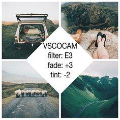 36 Best VSCO filters for Travel images in 2018   Photo Editing, Vsco