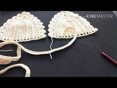 Biquíni Croche Laura parte 1 - YouTube