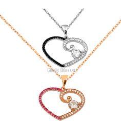 Gümüş Kolye Kalpli ve Tek Taşlı Kolye Çeşitleri. Tamamı 925 ayar gümüş bayan kolye ucu 45 cm gümüş zincirle gönderilir, üzerinde farklı renklerde zirkon taşlar kullanılmış olup, kalp figürü 24 mm x 20 mm ölçülerindedir. Gümüş bayan kolye sizlere 45 cm gümüş zincir ile gönderilir. / http://www.gumusdukkani.com/gumus_kolye/gumus-kolye-kalpli-ve-tek-tasli-kolye-cesitleri-38424 #kolye #bileklik #gümüşkolye #necklace #pendant #kalplikolye
