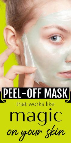 This Peel-Off Mask Works Better Than Plastic Surgery, Even Doctors Are In Shock To See Results Beauty Tips For Men, Beauty Tips For Glowing Skin, Beauty Skin, Beauty Hacks, Tips For Oily Skin, Oily Skin Care, Skin Care Tips, Mickey Rourke, Olive Oil Hair Mask