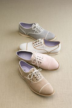 #Oxfords for her! The Deena Piped Oxford