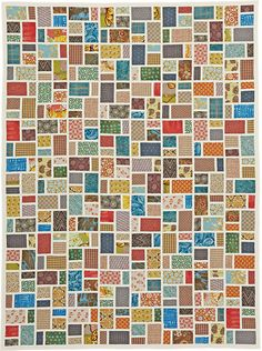 Fabric Fusion Quilting Pattern from the Editors of American Patchwork &…