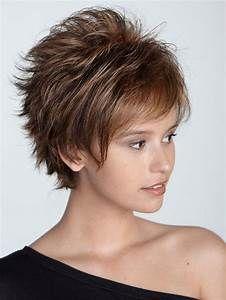 coupe de cheveux courte cheveux courts