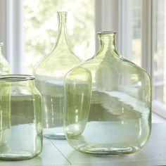 Glass Demijohn