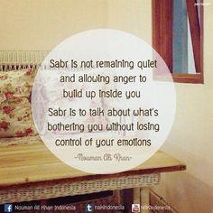Sabr Muslim Quotes, Religious Quotes, Spiritual Quotes, Islamic Quotes, Positive Quotes, Islamic Teachings, Words Of Wisdom Quotes, Up Quotes, Nouman Ali Khan Quotes