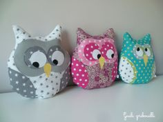 Awesome Picture of Pillow Sewing Patterns Pillow Sewing Patterns Diy Room De 25 - Pillow Art Owl Pillow, Baby Pillows, Sock Crafts, Felt Crafts, Diy Crafts To Sell, Handmade Crafts, Fabric Animals, Boy Quilts, Animal Pillows