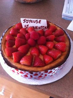 gateaux fromage Raspberry, Strawberry, Creations, Fruit, Food, Cheesecake Cake, Meal, The Fruit, Essen