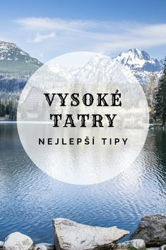 Let´s see how to enjoy the High Tatras on budget: the best tips how to get cheap accommodation and transport + the best hikes in High Tatras. Stuff To Do, Things To Do, Good Things, High Tatras, Cheap Accommodation, Unusual Things, Best Hikes, Slovenia, Travel Guide