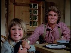 Carrie and Pa (Little House on the Prairie)