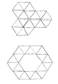 Custom Hexaflexagon Folding Instructions   Flexagon