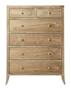 The Avignon Dresser is a stylish piece that provides ample storage in your bedroom.
