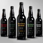 Una cerveza dedicada a una tipografía | MUNDO CERVEZA