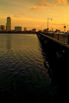 Boston, MA   by Sunset Noir