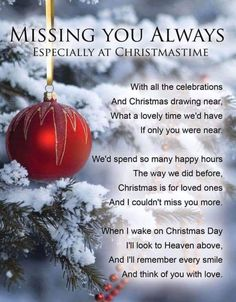 Thinking of you both and wishing you were here with me. Merry Christmas Mom and Dad I love you always! Merry Christmas In Heaven, Christmas Poems, Christmas Humor, Heaven Poems, In Heaven Quotes, Mom In Heaven Poem, Mother In Heaven, Messages From Heaven, Letter From Heaven
