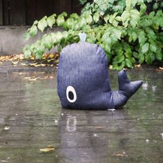 Some serious heavy rain over Copenhagen this morning, so we thought we'd set our Whale out for a swim in our courtyard. American Rappers, Childproofing, Graphic Design Studios, Kidsroom, Whales, Wedding Sets, Scandinavian Design, Little Ones, Dinosaur Stuffed Animal
