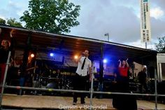 coverband, feestband, partyband 'Act on Demand' www.actondemand.nl