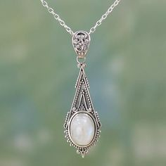Frank Set Earrings Necklace Moonstone 2 Located Jewelry & Watches -leaning Cranes Sterling Silver 925 Fine Jewelry Sets