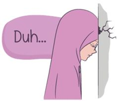 Go Hijab - Stiker LINE | LINE STORE
