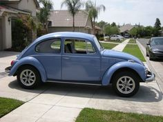 VW Bug 1968 - $2400 First car I bought myself.  Used and abused but it saved me a lot of money and did the job.