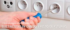 Electricista en Oviedo