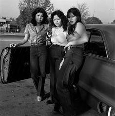 East L.A. Girls - Janette Beckman
