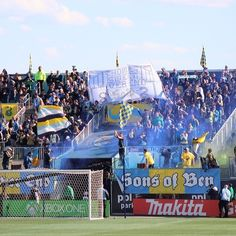 Every soccer team has a supporters group. For the Philadelphia Union that group is called the Sons Of Ben