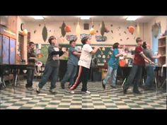 Kids Exercise Video Monster Mash- simple movement to pair with Monster Mash