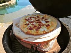 The Bee Cave Kitchen : A16 Pizza on the Big Green Egg. Try this dough recipe