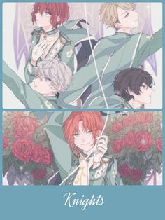 Ensemble Stars, Anime Characters, Cute Pictures, Knights, Illustration, Hipster Stuff, Knight, Illustrations, Cartoon Characters