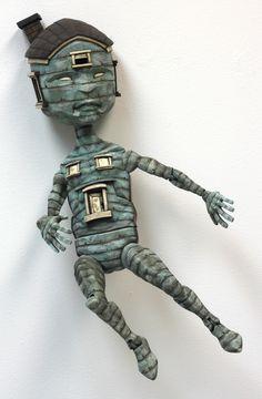 #CalvinMa #sculpts #sway #art