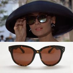 Audrey Hepburn - Breakfast at Tiffany's Sunglasses