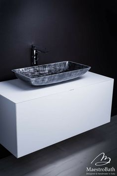 Made From The Durable And Light Weight Material Called Alumix, An Aluminum  Alloy, This Rectangular Sink Offers A Simple Yet Elegant Design By The Use  Of ...