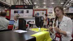 BERNINA Q20 Sit-Down Longarm Machine – New for Spring 2015