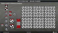 Martin de Graaf   Texture Artist - Material Study: Grass Pavers Substance Designer Tutorial, Grass Pavers, Artist Materials, Game Design, Art Tutorials, Game Art, 3 D, Study, Texture