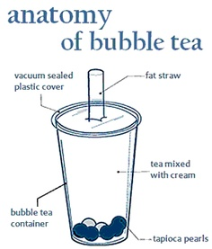 Anatomy of Bubble Tea