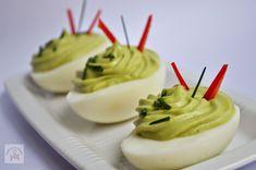 Sos de avocado - CAIETUL CU RETETE Avocado, Panna Cotta, Vegetarian Recipes, Pudding, Cooking, Ethnic Recipes, Desserts, Party, Appetizers