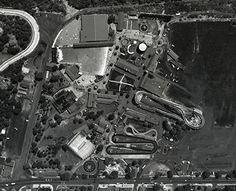 Aerial View ~ Palisades Amusement Park